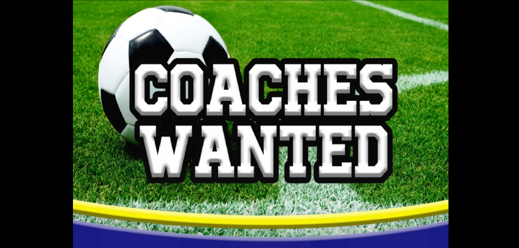 Coaches wanted banner resize